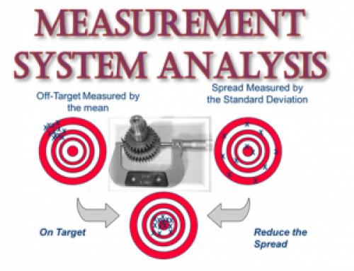 تجزیه و تحلیل سیستم های اندازه گیری