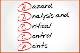 استاندارد HACCP
